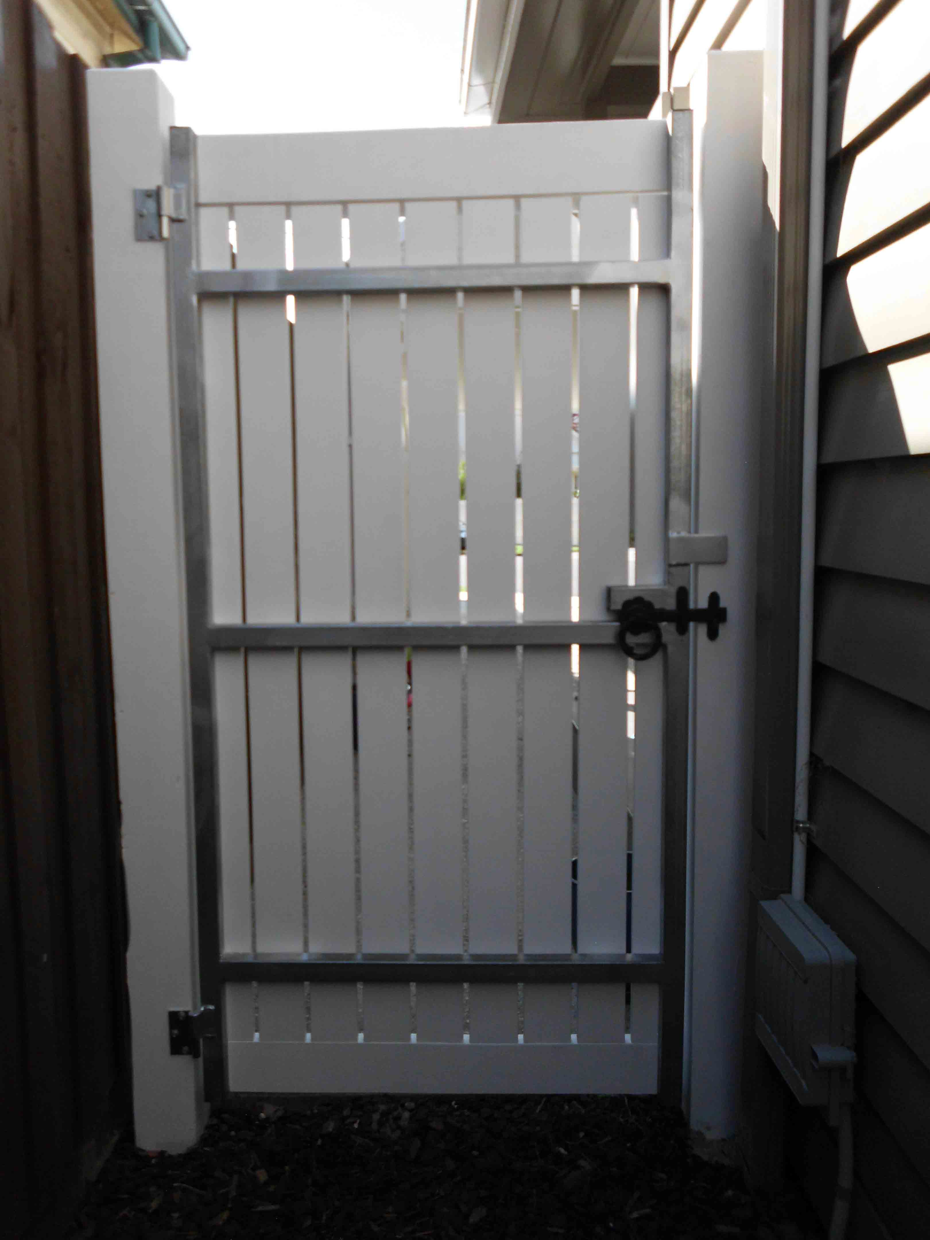 Matthews Fences And Gates Garden Gates And Fences For