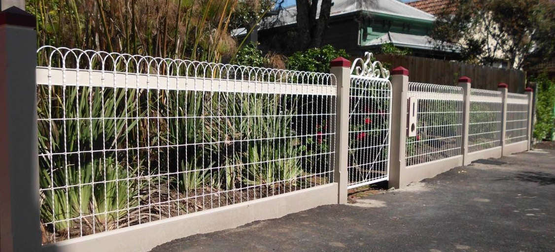Matthews Fences And Gates Melbourne Pickets Woven